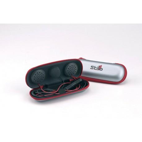 Zapasowy zestaw słuchawkowy Stilo WRC