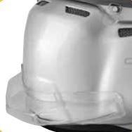 Dolny przedni spojler do kasku Stilo ST4F