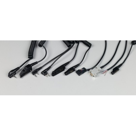 Stilo Radio Wiring Connection Cable for Kenwood, 2x jack YD0204