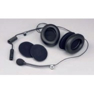 Stilo WRC Open Face Kit with earmuffs